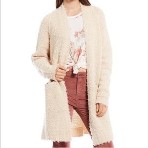 Free People Once in a Lifetime Cardigan NWOT Small